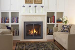 natural gas fireplace napoleon choosing natural gas or propane for fireplace inserts complete