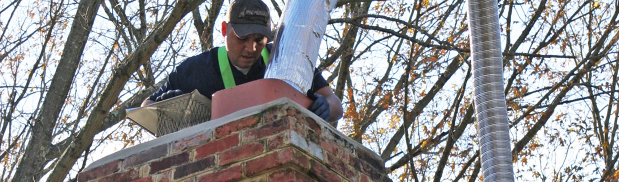 chimney repair in Annapolis MD