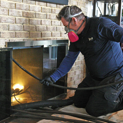 Professional Chimney Sweep in Ferndale MD - Cleaning