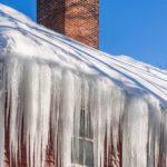 ice dam chimney dangers, oddenton md