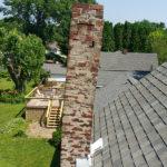 leaning chimney, millersville md