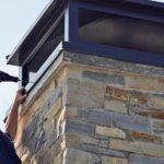 full-width chimney cap, ellicot city md