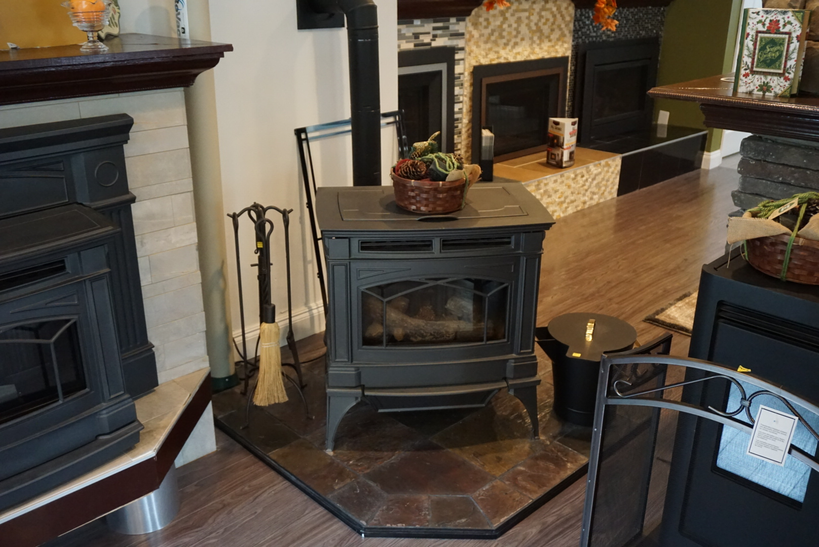 woodstove for smaller room