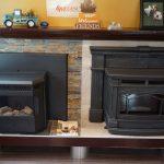 2 propane fireplace inserts