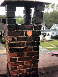 Leaking Chimney Chimney Sweeps In Maryland