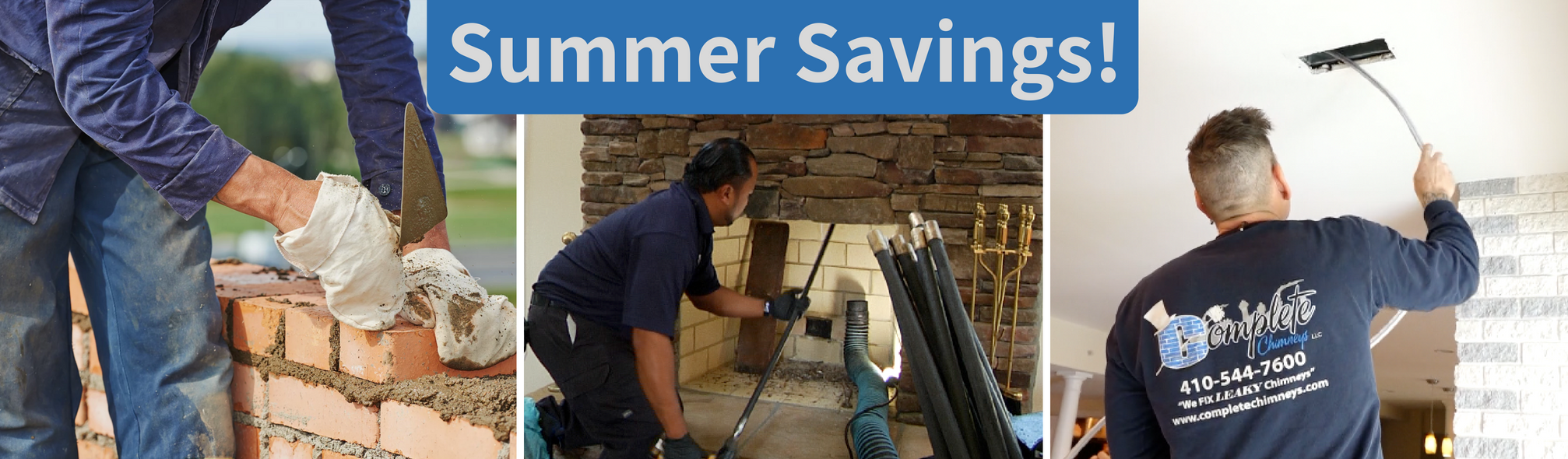 Summer Savings Banner